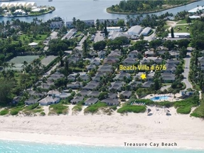 BEACH VILLA # 676,Treasure Cay