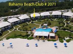 2071 BAHAMA BEACH CLUB,Treasure Cay