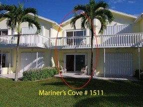 MARINER'S COVE 1511,Treasure Cay