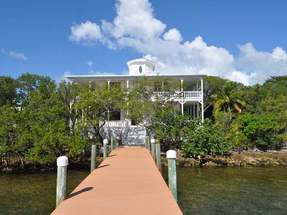 BLACK SOUND HOUSE,Green Turtle Cay