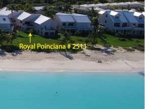 ROYAL POINCIANA 2511, TCB,Treasure Cay