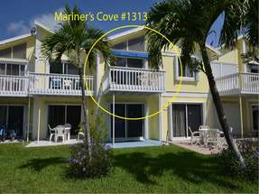 MARINER'S COVE #1313, TCB,Treasure Cay