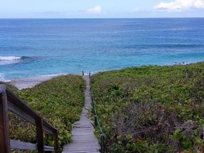 ELEVATED OCEANFRONT LOT,Stella Maris