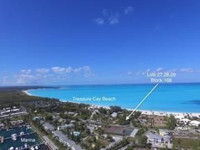 LOT 27,28,29 BLK 168,Treasure Cay