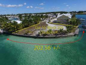 LOT 16, BLOCK 205, TCB,Treasure Cay