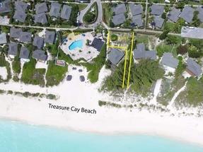 LOT 29B, BLOCK 165, TCB,Treasure Cay