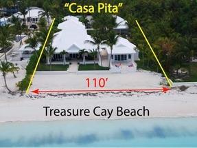 CASA PITA, TCB,Treasure Cay