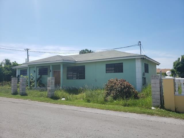 OFF C W SAUNDERS HIGHWAY,Other New Providence/Nassau
