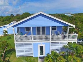 THE BLUE HOUSE,Elbow Cay