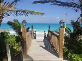 BEACHFRONT HOME EXUMA,Bahama Island Beach