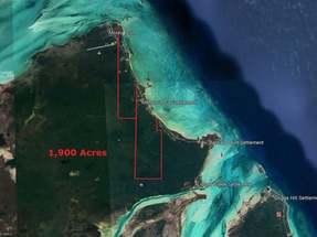 1900 ACRES MANGROVE CAY,Mangrove Cay