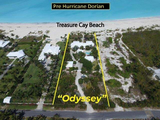 ODYSSEY, TCB,Treasure Cay
