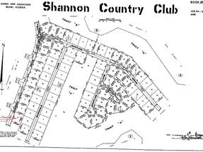10 SHANNON DRIVE, SHANNON, G,Shannon Country Club