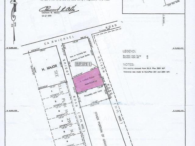 CARMICHAEL ROAD VACANT LOT #24,Carmichael Road