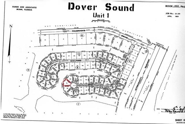 DOVER SOUND,Dover Sound