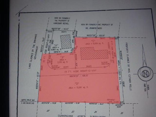 4-PLOTS ONE PARCEL,Perpall Tract