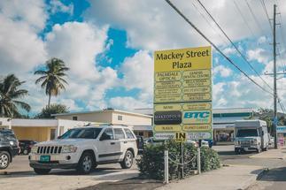 MACKEY STREET PLAZA,Mackey Street