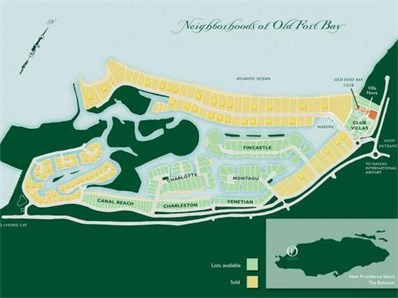 7 Fincastle Lot Old Fort Bay