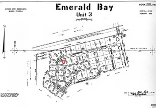 Unit,3, Bl.60, Lott 5 Emerald Bay