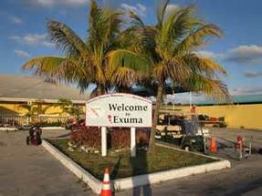 Queens Highway Exuma, Bahamas