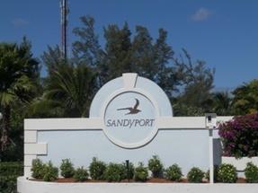 Olde Towne Sandyport Nassau, Bahamas